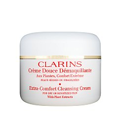 Clarins Extra-Comfort Cleansing Cream For Very Dry or Sensitized Skin