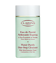Clarins® Water Purify One-Step Cleanser For Combination/Oily Skin