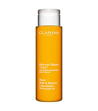 Clarins® Tonic Bath and Shower Concentrate