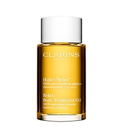 Clarins Relax Body Treatment Oil