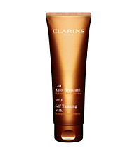 Clarins® Self-Tanning Milk SPF 6