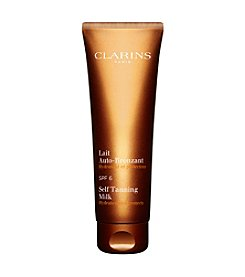 Clarins Self-Tanning Milk SPF 6