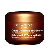 Clarins® Delicious Self-Tanning Cream