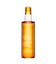 Clarins® Sunscreen Oil-free Lotion Spray SPF 15