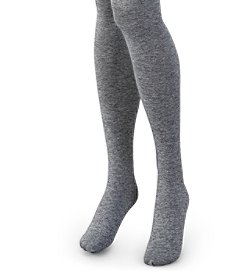 HUE® Knit Opaque Tights with Control Top