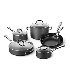 Simply Calphalon® 10-pc. Nonstick Cookware Set + FREE Gift see offer details