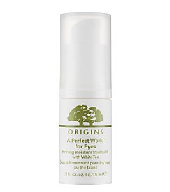Origins® A Perfect World® for Eyes Firming Moisture Treatment with White Tea