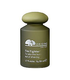 Origins® Fire Fighter® to Take the Burn Out of Shaving