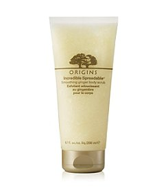 Origins® Incredible Spreadable Scrub™ Ginger Body Smoother