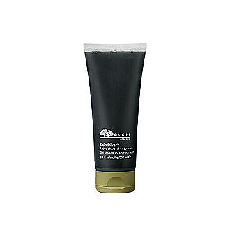 Origins Skin Diver® Active Charcoal Body Wash
