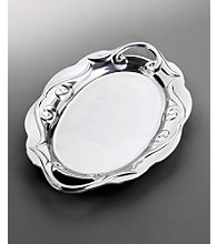 Wilton Armetale® Scroll Collection - Large Tray