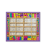 Melissa & Doug® Wooden Stringing Beads