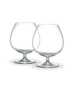 Marquis by Waterford® Set of 2 Vintage Tasting Crystal Brandy Glasses