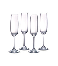 Marquis by Waterford® Set of 4 Vintage Tasting Crystal Flutes