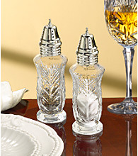 Fifth Avenue Crystal Ltd.® Portico Salt & Pepper Set