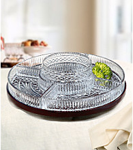 Fifth Avenue Crystal Ltd.® Estate Lazy Susan