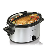Hamilton Beach® 4-qt. Stay or Go Slow® Cooker