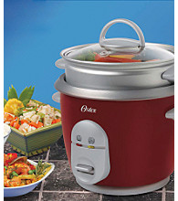 Oster® 6-Cup Rice Cooker and Steamer