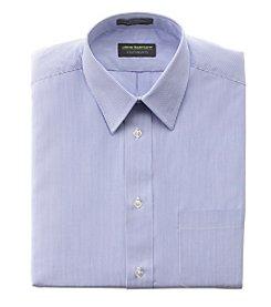 John Bartlett Statements Men's Blue Stripe Dress Shirt