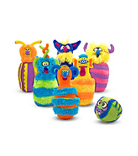Melissa & Doug® Monster Bowling