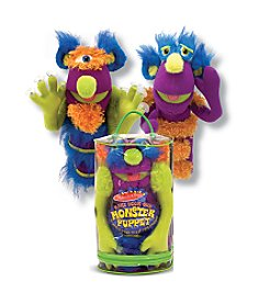 Melissa & Doug® Make Your Own Monster Puppet