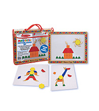 Melissa & Doug® Magnetic Pattern Block Set