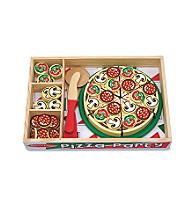 Melissa & Doug® Pizza Party Set