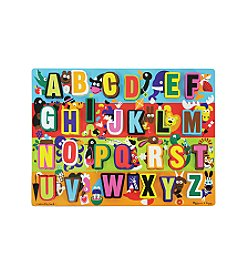 Melissa & Doug® Jumbo ABC Chunky Puzzle