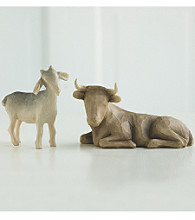 DEMDACO Willow Tree® Ox and Goat