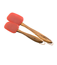 Paula Deen® 2-pc. Red Silicone Spoonula Set
