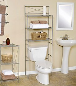 Zenna Home™ Cross Style Metal Bathroom Collection