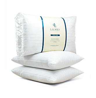 Lauren Ralph Lauren Signature Twin Pack Pillows