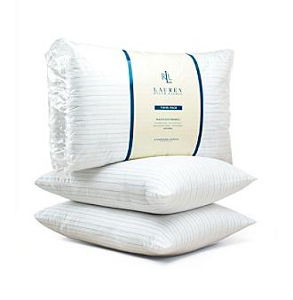 Lauren Ralph Lauren Signature Twin Pack Pillows