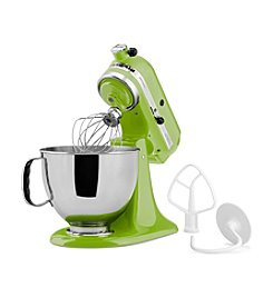 KitchenAid® Artisan® Green Apple 5-qt. Stand Mixer + FREE Grinder or Shredder see offer details