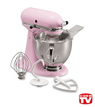 KitchenAid® Artisan® Komen Foundation Pink 5-qt. Stand Mixer