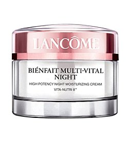 Lancome® Bienfait Mult-Vital Night Moisturizer Cream