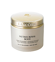Lancome® Nutrix Royal Body Deeply Repairing Nourishing Cream