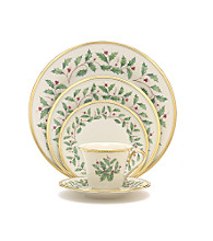 Lenox® Holiday™ 5-pc. Place Setting
