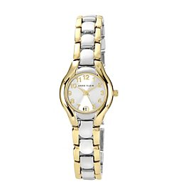Anne Klein® Women's Two-Tone Bracelet Watch