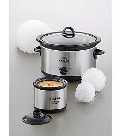 Crock-Pot® 5-qt.Slow Cooker with Bonus Lil Dipper
