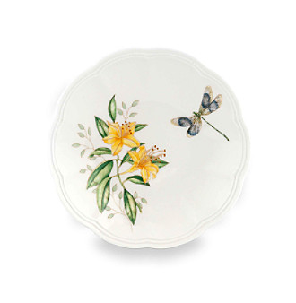 "Lenox® Butterfly Meadow® 6"" Party Plate"