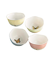 Lenox® Butterfly Meadow® Set of 4 Dessert Bowls