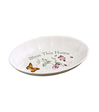 Lenox® Butterfly Meadow® Bless This Home Tray
