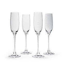 Lenox® Tuscany Classics™ Barware Set of 4 Champagne Flutes