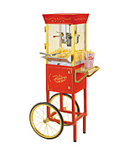 Nostalgia Electrics® Old-Fashioned Popcorn Cart