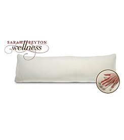 Sarah Peyton® Wellness Memory Foam Body Pillow - Small