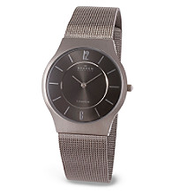 Skagen Denmark Men's Signature Titanium Watch
