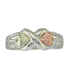 Black Hills Gold Hugs & Kisses Ring