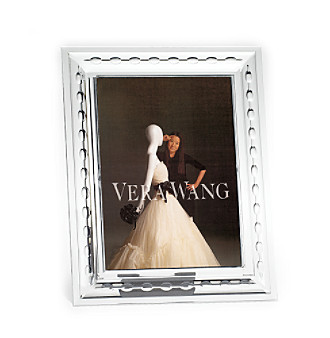 "Vera Wang® ""With Love"" 5x7"" Picture Frame"
