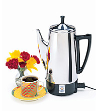 Presto® 12-Cup Electric Stainless Steel Coffeemaker